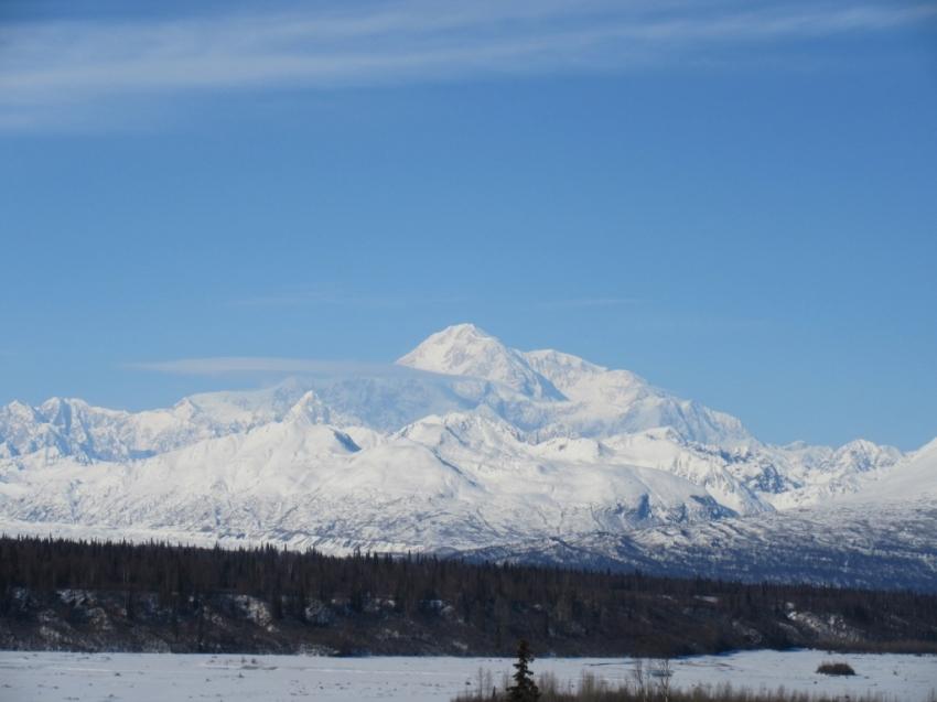 Denali (Mt McKinley)