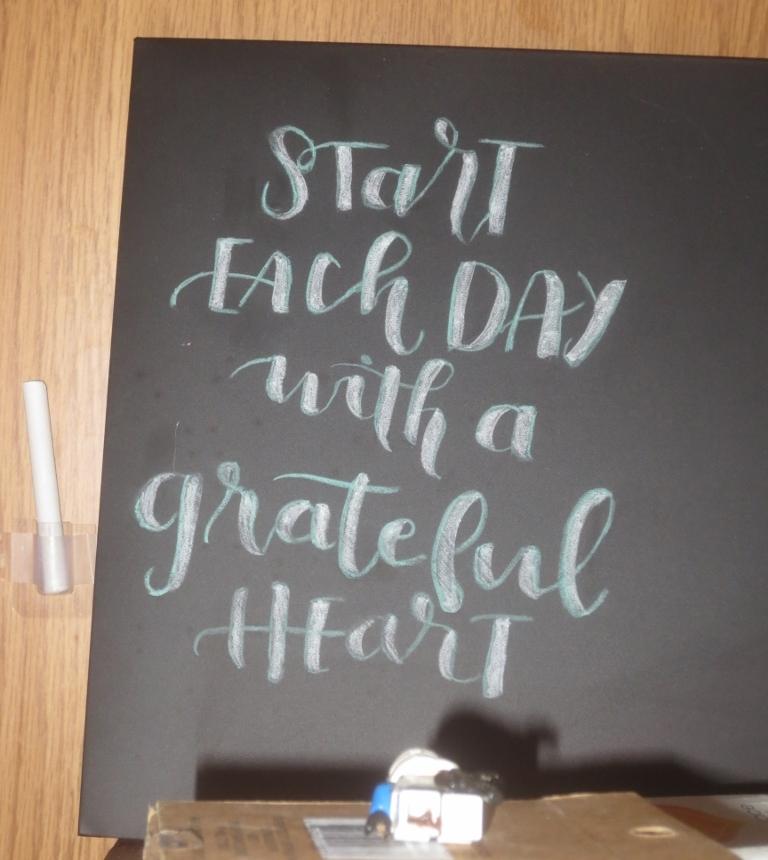 Rachel's encouraging art